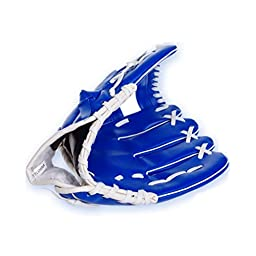 Winomo Portable Durable 10.5-inch Softball Baseball Left Hand Glove Catcher\'s Mitts