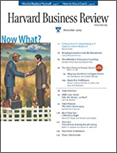 Harvard Business Review, November 2004 Periodical by  Harvard Business Review Narrated by  uncredited
