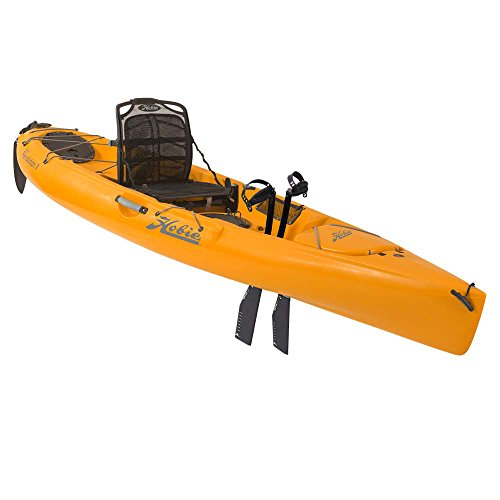Hobie Mirage Revolution 11 Kayak 2018-11ft6/Papaya Orange