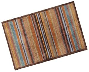Heirloom Stripe Turtle RUNNER mat 120 x 75cm (47 x 29.5 ins approx)       review and more news
