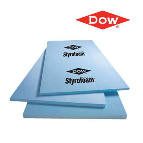 DOW Craft Styrofoam Foam Sheets, 2 x 24 x 48, (2 sheets) (Foam Block Insulation compare prices)