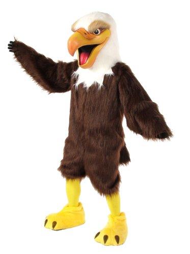 Eagle Mascot Costume