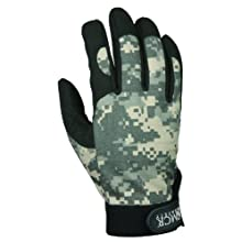Memphis C900WWM General Purpose Multi-Task Glove, Digital Camo, Size Medium