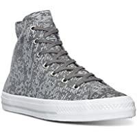 Converse Gemma Hi Winter Knit Casual Women's Sneakers (Charcoal/Dolphine/Egret)