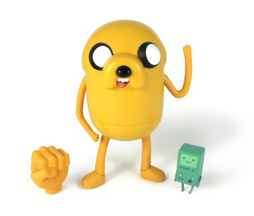 "Adventure Time 5"" Jake with Stretch Arms with Accessories - 1"