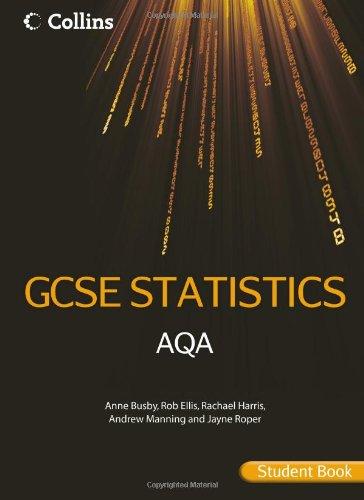 Aqa Gcse Statistics. Student Book (Collins GCSE Statistics) PDF