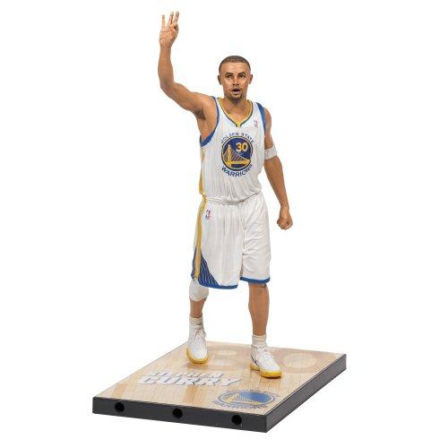 McFarlane Toys NBA Series 24 Stephen Curry Action Figure