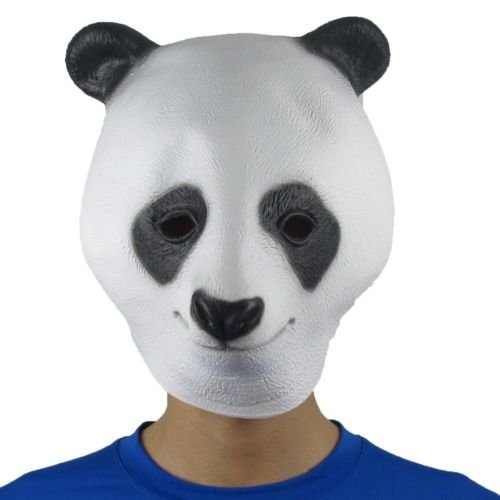 Monke (Large Panda Head Costume)