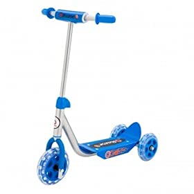 Exclusive Razor 13014940 Jr. Kiddie Kick Scooter - Blue By RAZOR