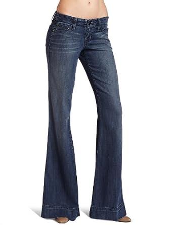 Level 99 Women's Storm Wide Leg Jean, Talford, 24