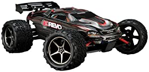 Traxxas 71074 E-Revo VXL Monster Truck, Scale 1/16 by Traxxas