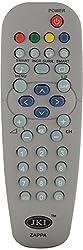 Sharp Plus PHILLIPS ZAPPA CRT TV Remote (SP) (Grey)