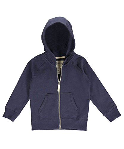 Carter'S Little Boys' Fleece Jacket (Toddler/Kid) - Navy - 4 front-135617