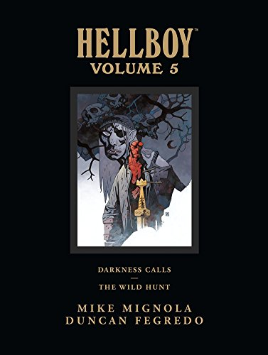 [Hellboy Library Edition: Darkness Calls - the Wild Hunt Volume 5] (By: Duncan Fegredo) [published: July, 2012]