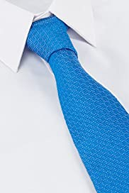 Savile Row Inspired Pure Silk Textured Weave Tie