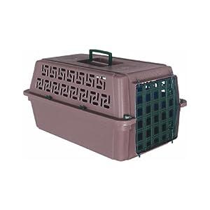 Dosckocil (Petmate) DDS51005 Pet Escort Dog Carrier, Medium, Taupe/Black