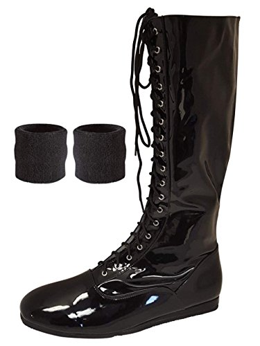 Pro Wrestling Costume Boots