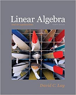 Lay linear algebra study guide
