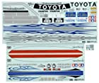 Tamiya 9495521 Sticker A & B Metal Transfer Rubber Sheet 58397