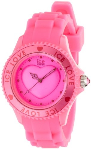Ice-Watch Ice-Love Pink Small Silicone Watch LO.PK.S.S