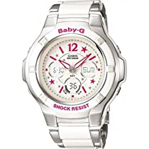 Casio Baby-G Quartz Stainless Steel Watch BGA-120C-7B2DR