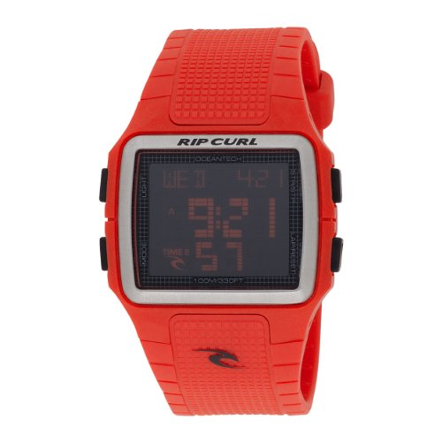 Rip Curl Men's A2385-RED Drift Red Polyurethane Watch