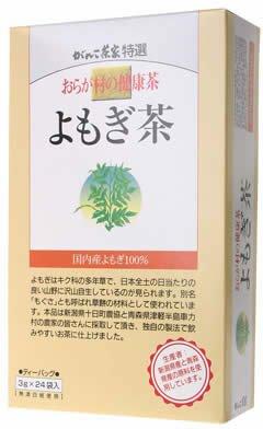 おらが村の健康茶 よもぎ茶 72g(3g×24袋) -
