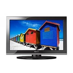 Toshiba 40E210 40-Inch 1080p LCD HDTV, Black