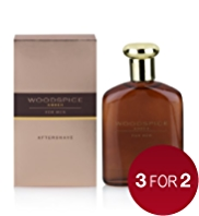 Woodspice Amber Aftershave 100ml