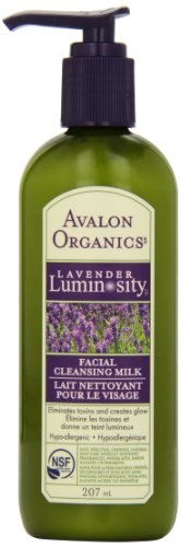 Avalon Organic Lavender Facial Cleansing Milk 200 g