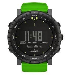 Suunto Core Altimeter, Barometer & Compass, Green Crush by Suunto