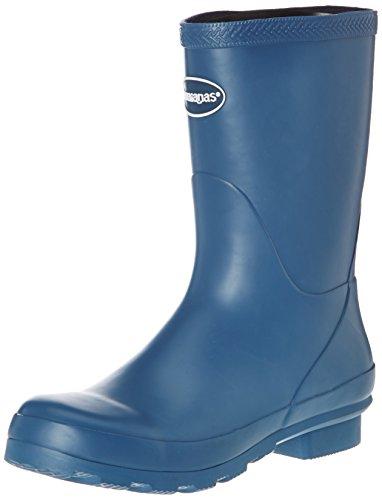 Havaianas - Helios Mid, Stivali Di Gomma, unisex, blu (misty blue 0101), 38