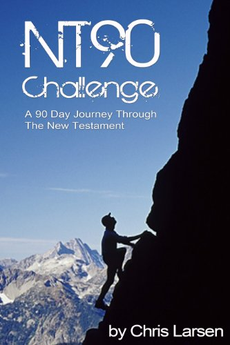 Nt90 Challenge: A 90 Day Journey Through The New Testament