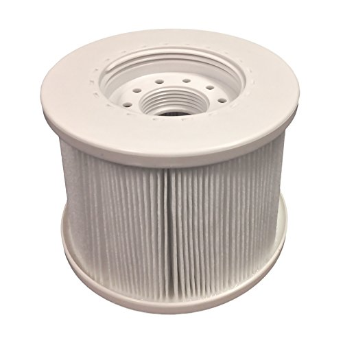 Radiant Saunas Bp570-4 Inflatable Spa Replacement Filter Cartridge, 4-Pack front-479890