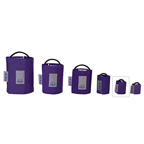 MDF® Latex-Free Infant Replacement Blood Pressure Monitor Cuff - Single Tube - Purple (MDF2020411-08) (Welch Allen Blood Pressure Kit compare prices)