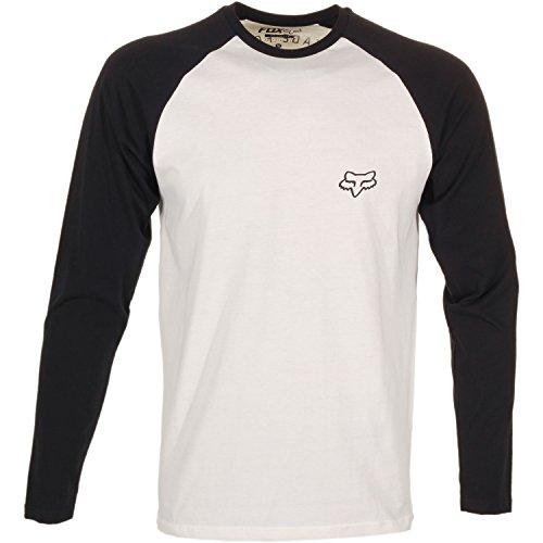 Fox Head -  T-shirt - Uomo Vintage White XX-Large
