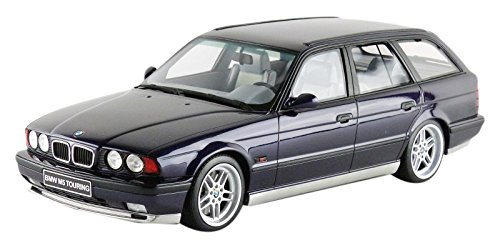 1994 BMW E34 M5 Touring Diamond Black Limited Edition to 2500pcs 1/18 by Otto Models OT198 (Bmw M5 Model compare prices)