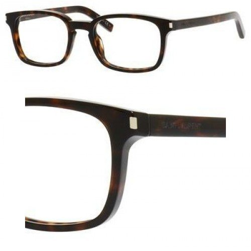 Yves Saint Laurent Yves Saint Laurent Sl 7 Eyeglasses-0TVD Havana-51mm