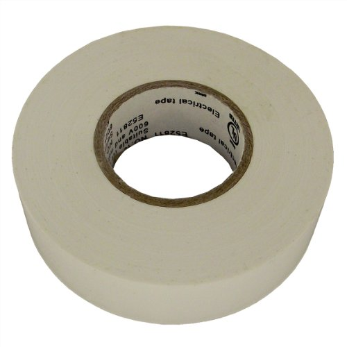 Electrical Tape 3/4 X 60Ft White