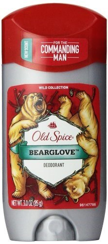Old Spice Bear Glove Deodorant 3 Oz