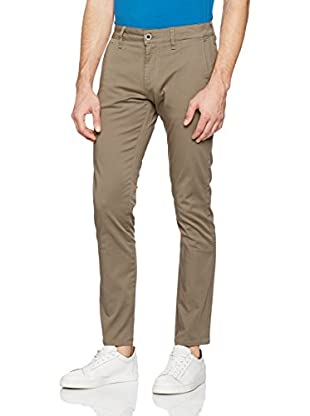 Guess Pantalón Daniel Superskinny (Barro)