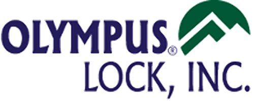 Olympus Lock 725Md-Dr-Lh-26D Deadbolt Cabinet Lock For Small Format Ic Core Left Hand Door (Mortise