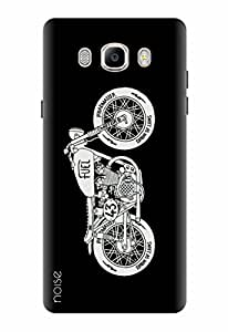 Noise Designer Printed Case / Cover for Samsung Galaxy On8 / Automobiles / Bike Design
