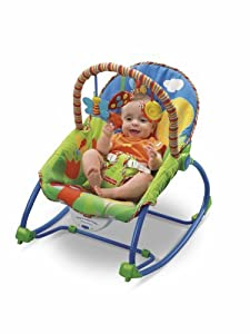 Fisher-Price Infant To Toddler Rocker, Bug Friends (Discontinued by Manufacturer)