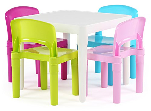 Tot-Tutors-Kids-Primary-Table-and-4-Chairs-Set-Plastic