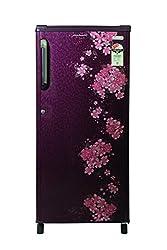 KELVINATOR KS203PTQR/KW203PTQR 190Ltr Single Door Refrigerator