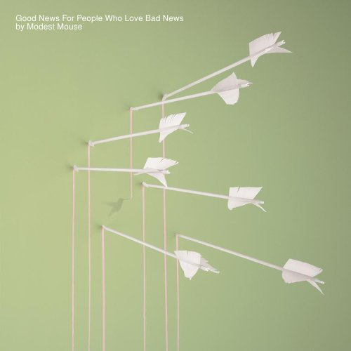 Click here to buy Good News For People Who Love Bad News by Modest Mouse.