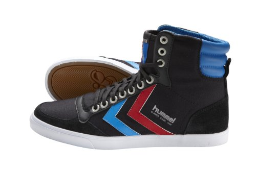 hummel SLIMMER STADIL HIGH CANVAS