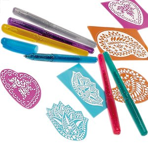 Washable Markers Grand Sales Temporary Tattoo Set Body Art Tattoo Pens