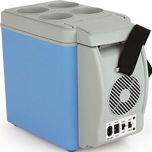 gino gelati 6 liter 2 in 1 mini k hlschrank k hlbox. Black Bedroom Furniture Sets. Home Design Ideas